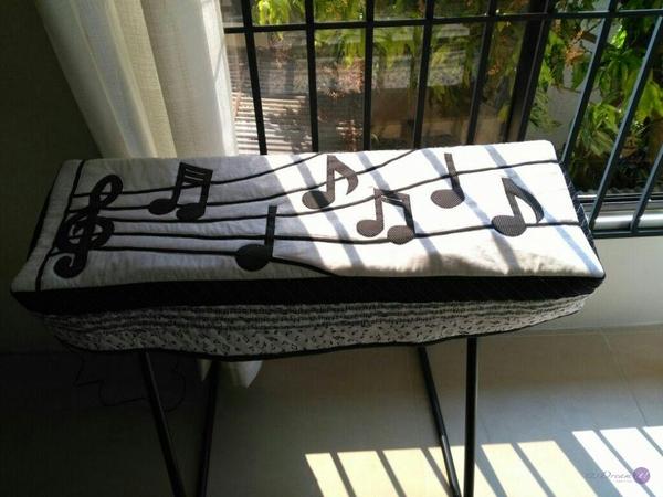 Cobertor de organeta