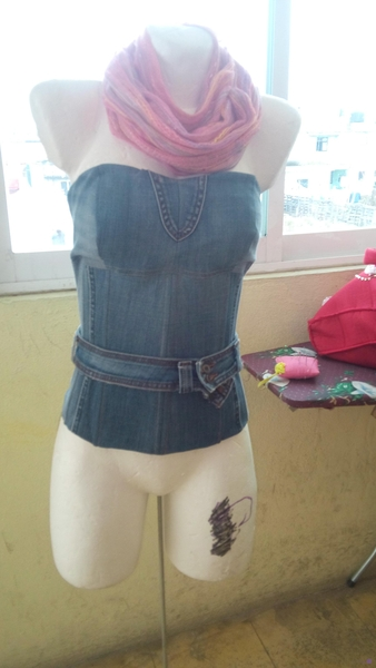corsett casual