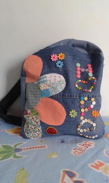 Aprendiendo a coser en Colombia :-)