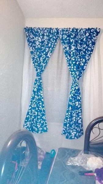 cortinas con frescura