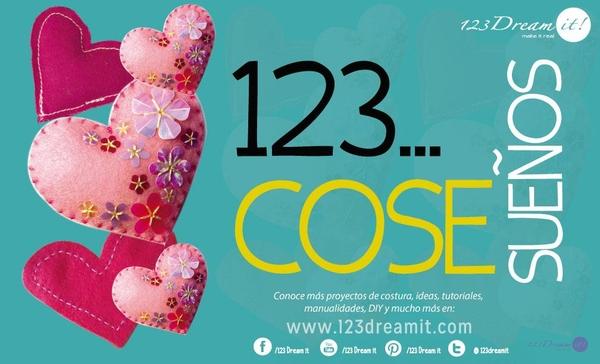 123... ¡Cose sueños!