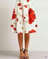 falda foreada