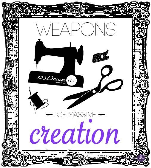 Weapons of Massive Creation