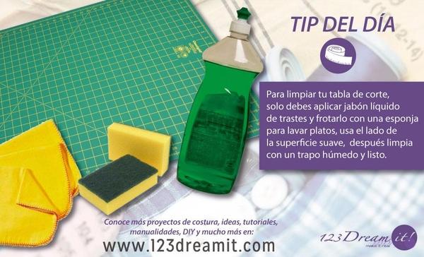 Cómo limpiar tu tabla de corte