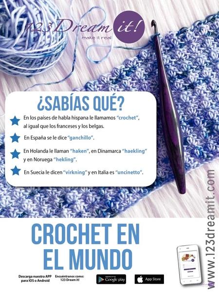 Crochet en el mundo