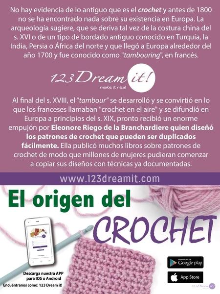 El origen del crochet