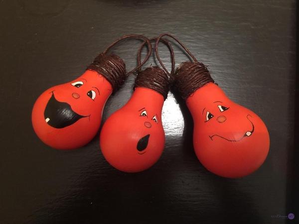 calabazas recicladas