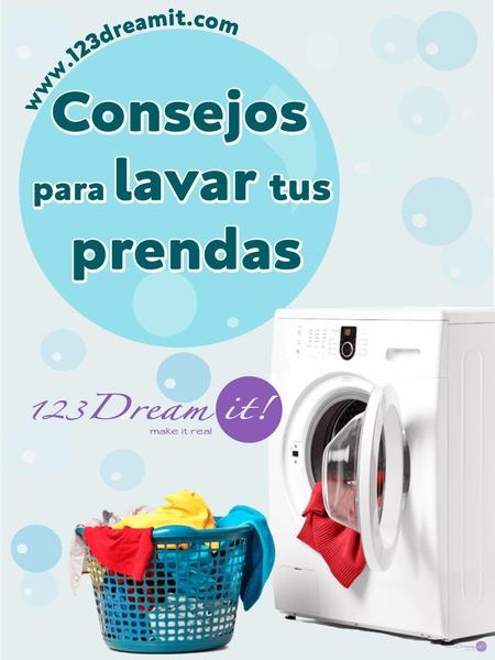 Consejos para lavar tus prendas