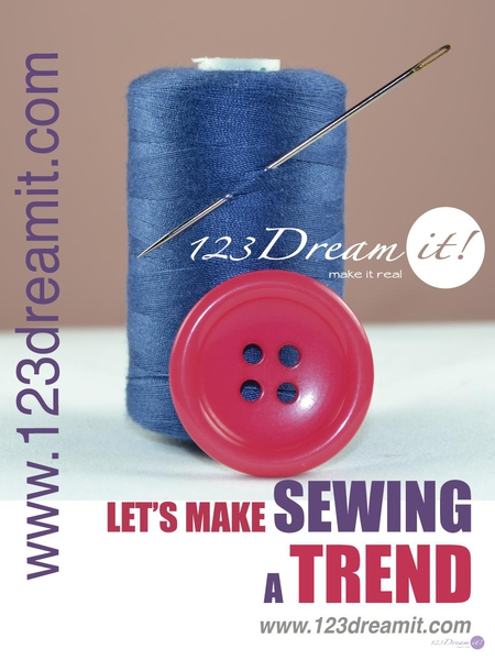 LET'S MAKE SEWING A TREND