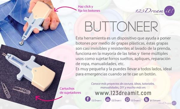 ¿Sabías que hay un modo más rápido de poner botones?