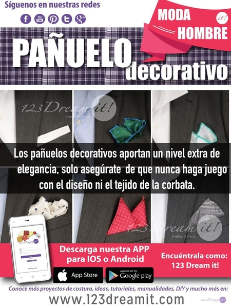 Pañuelo decorativo