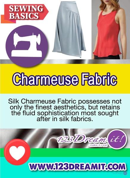 CHARMEUSE FABRIC