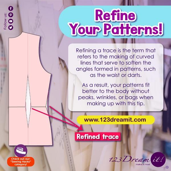 REFINE YOUR PATTERNS
