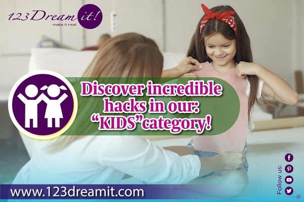 DISCOVER OUR KIDS CATEGORY
