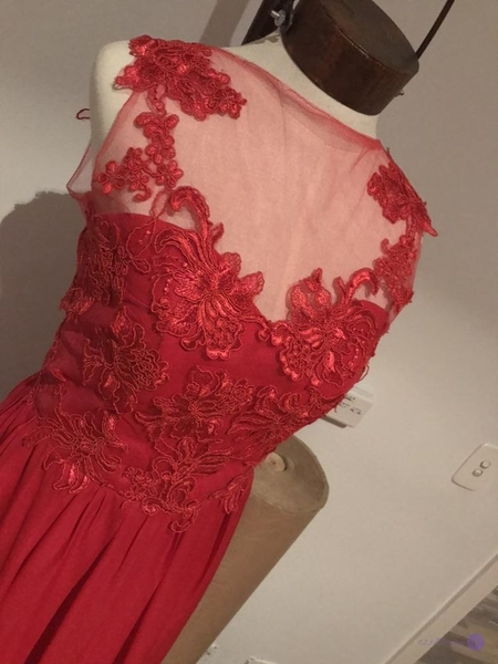 Diseño vestidos casamiento