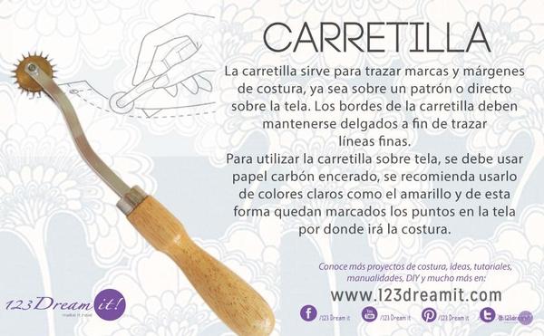 Función de la Carretilla