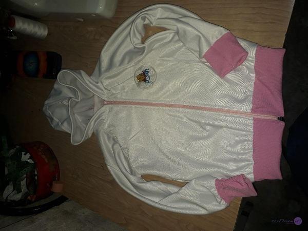 Primer trabajo de costura para mi niña