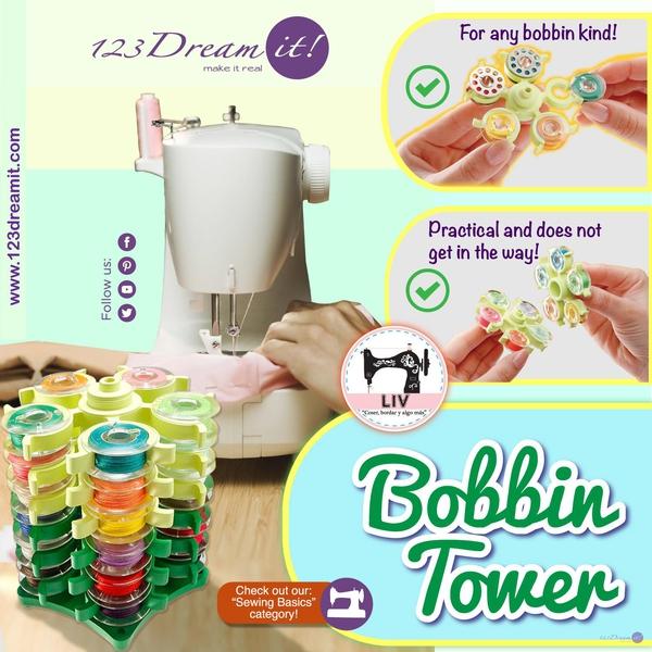 BOBBIN TOWER