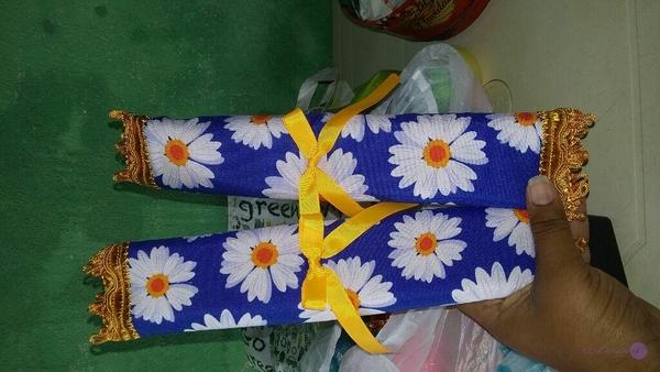 algunas de mis creaciones de lencería para el hogar