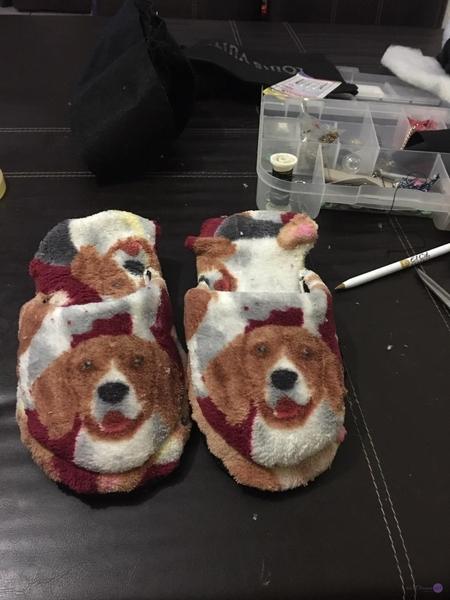 Mis primeras pantuflas