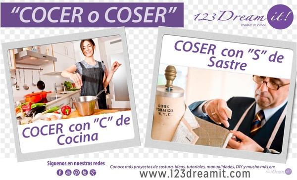 """""""Coser y Cocer"""""""