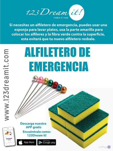 Alfiletero de emergencia