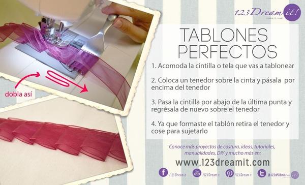 ¡Tip para hacer tablones perfectos!