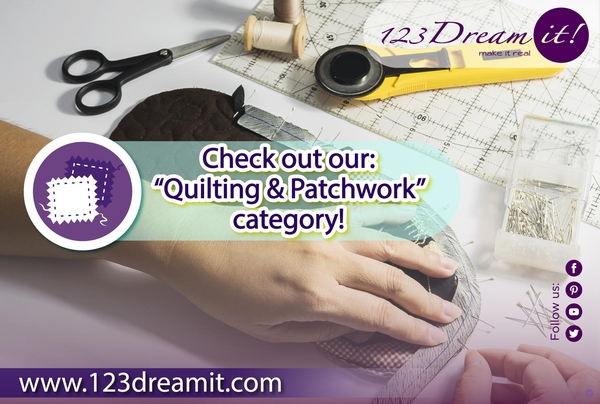 QUILTING AND PATCHWORK CATEGORY!