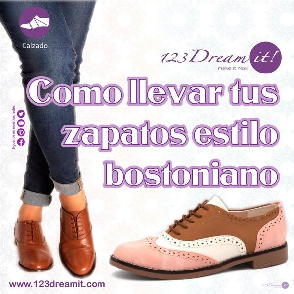 Como llevar tus zapatos estilo bostoniano