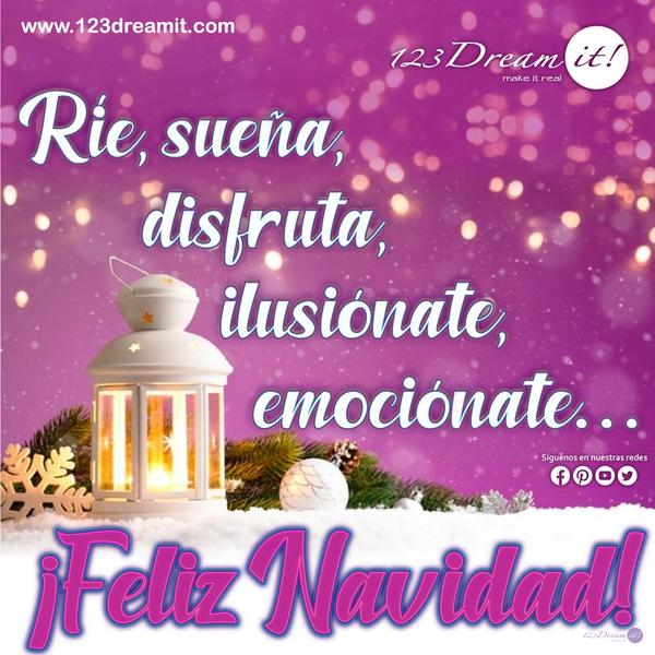 Felices fiestas Dreamers!