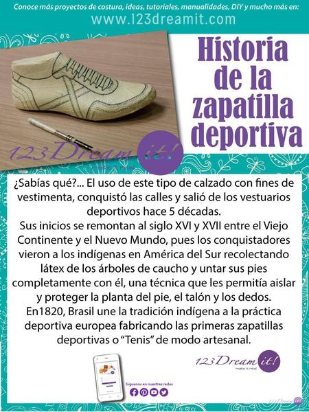 Historia del calzado deportivo