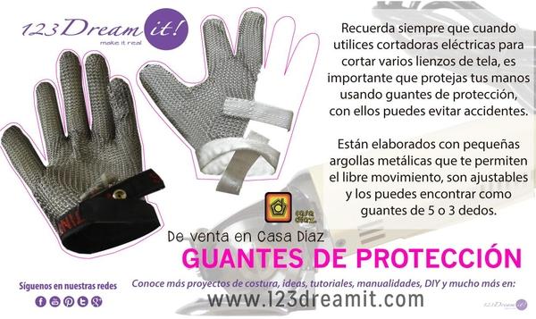 Guantes de protección
