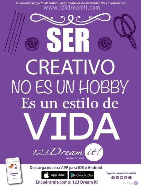 Tu creatividad es lo más valioso