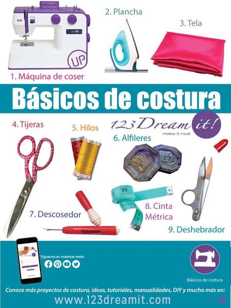 Tus básicos de Costura