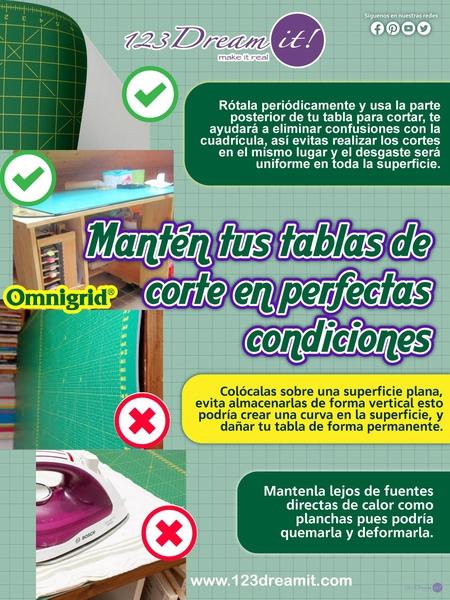 Mantén tus tablas de corte en perfectas condiciones