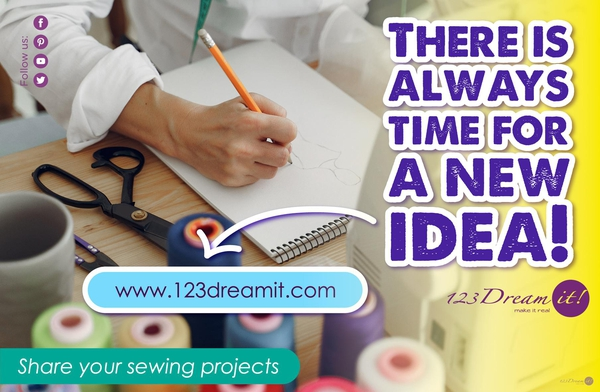 THERE IS ALWAYS TIME FOR A NEW IDEA!