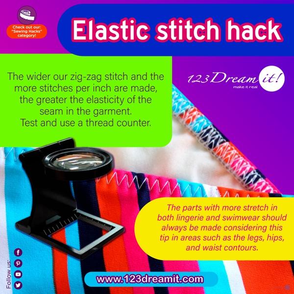 ELASTIC STICH HACK