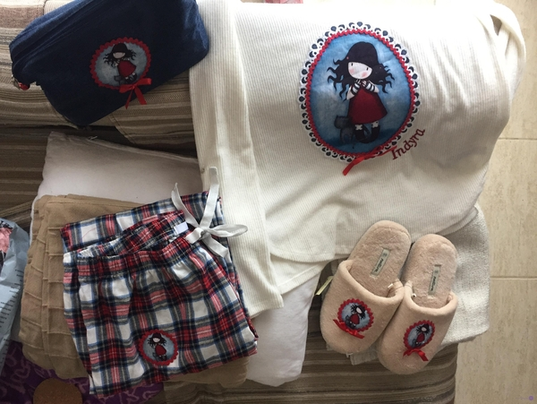 Pijama básico a pijama personalizado