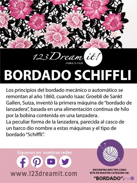 Bordado Schiffli