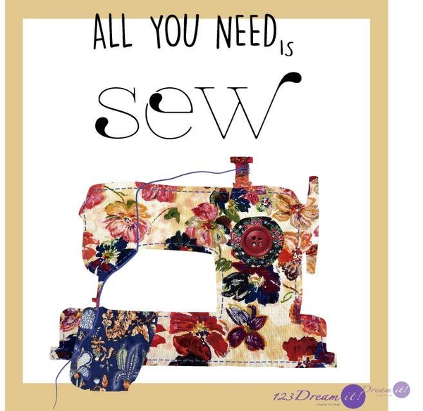 All You Need is Sew!