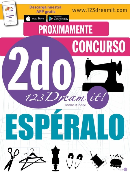 2º Concurso de 123 Dream it
