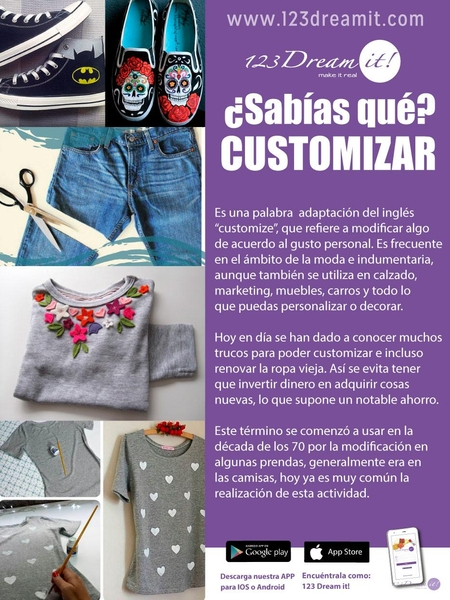 Customizar