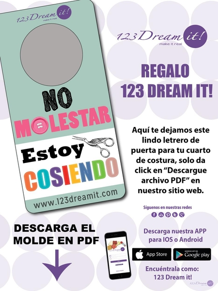 Regalo 123 Dream it!