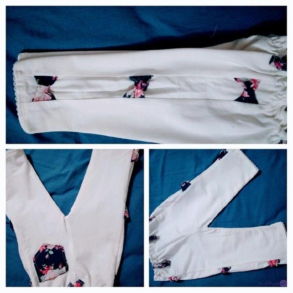 pantalón de nena 😊