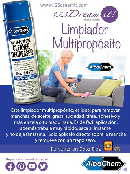 Limpiador multipropósito