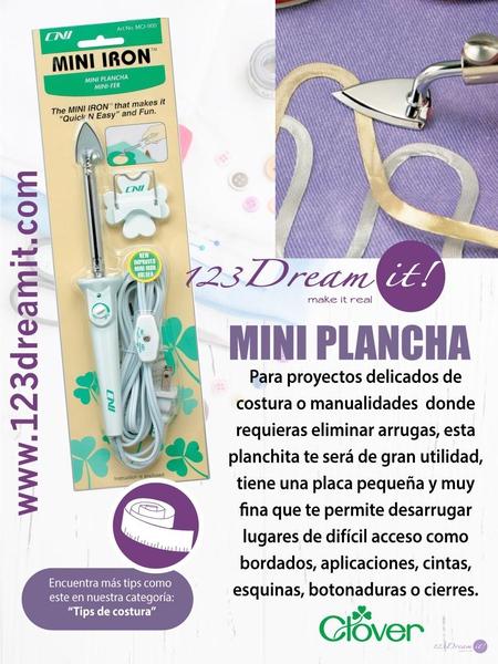 Mini plancha