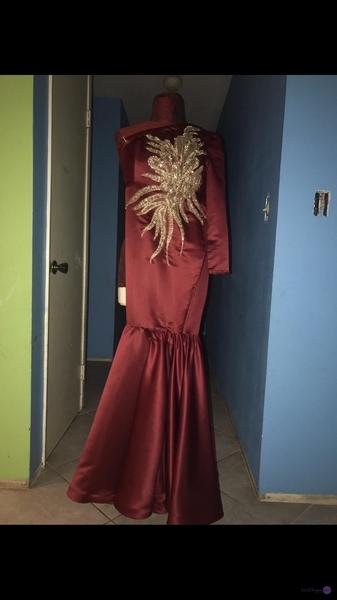 Vestido falda lápiz