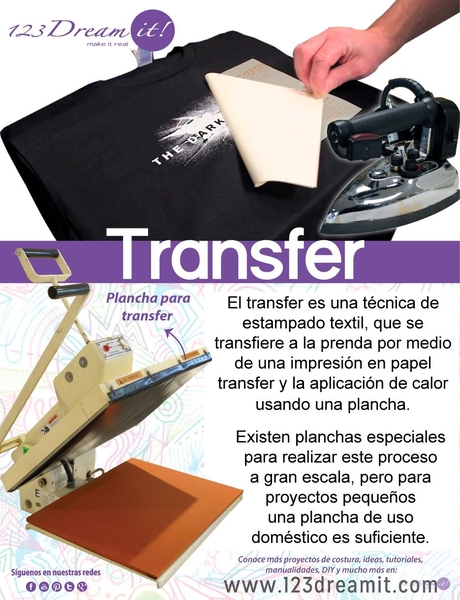 ¿Conoces que es un transfer?