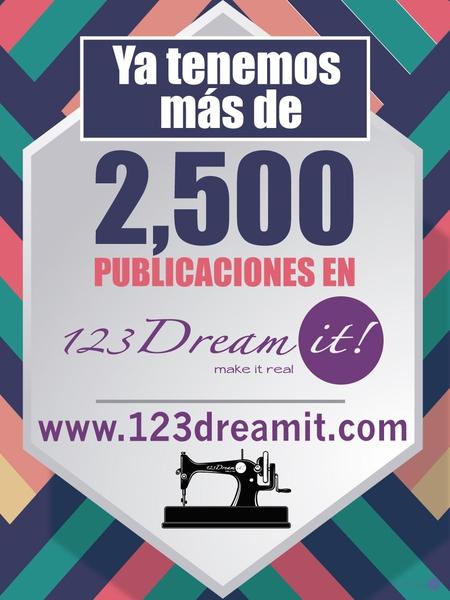 2500 publicaciones