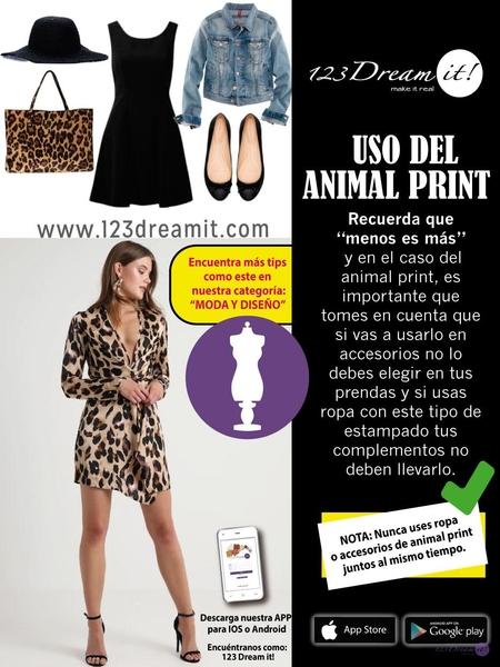 Usos del animal print